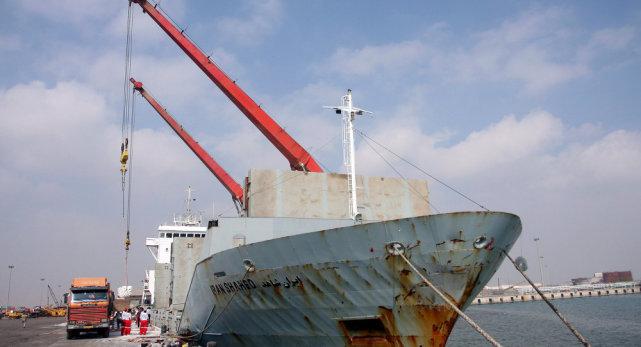以色列海军攻击伊朗油轮 企图扼杀伊朗石油收入