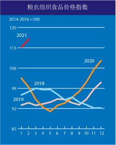 """国际粮价暴涨,会影响中国人的""""饭碗""""吗?"""