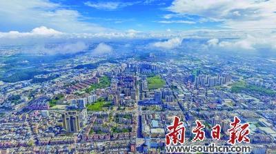 """黄江实现城市交互""""硬""""联通"""