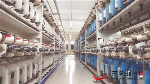 汇力纺织:深耕棉麻产业 重质量扩市场