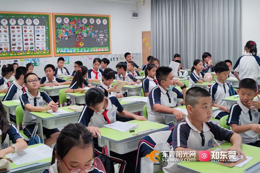 我为群众办实事|今年,东莞计划新增公办学位约4.68万个